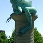 The Great Windham Frog Fight of 1754