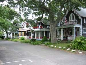 Oak Bluffs cottages