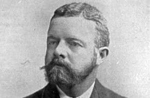 Henry Cabot Lodge as a young man.