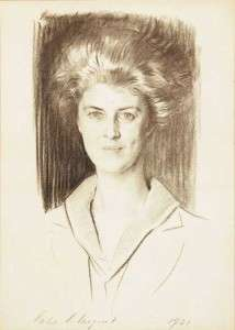 Eleonora Sears by John Singer Sargent.