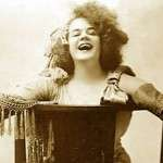 Flashback Photo: Eva Tanguay, The Lady Gaga of Vaudeville