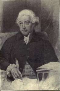 Nova Scotia Gov. Charles Lawrence