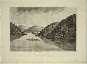 View near Fort Montgomery. Image courtesy Library of Congress.