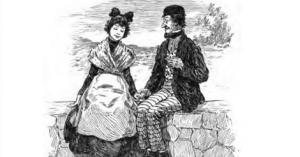 new england superstitions about choosing a husband