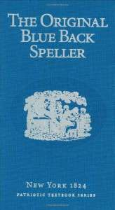 noah webster blue backed speller