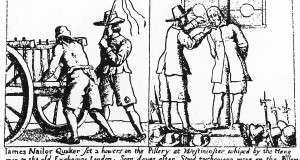 Shattuck and The Devil Try To Stop Quaker Persecution in New England