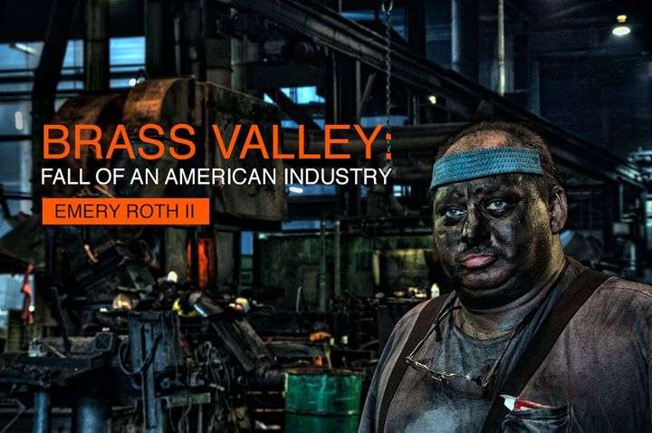 """""""History Talks"""" ~ Brass Valley: Fall Of An American..."""