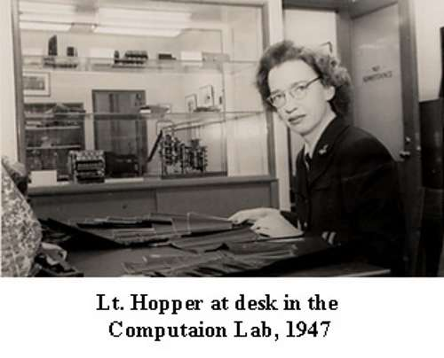 Amazing Grace Hopper, the Tiny Old Lady Who Changed Our ...