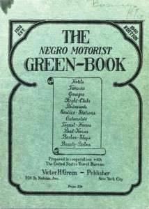 green book The_Negro_Motorist_Green_Book