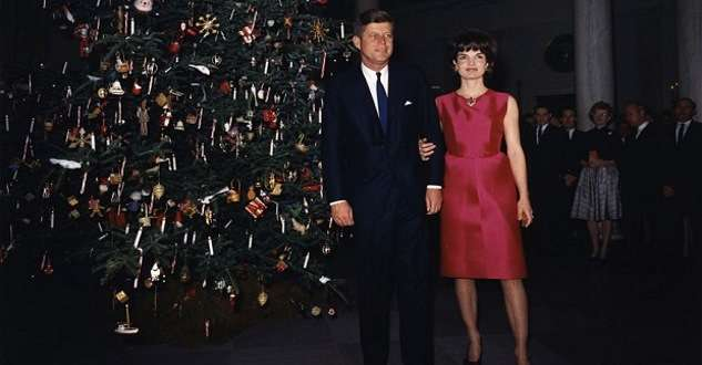 Jack and Jackie Kennedy, 1962. Photo courtesy John F. Kennedy Library and Museum.