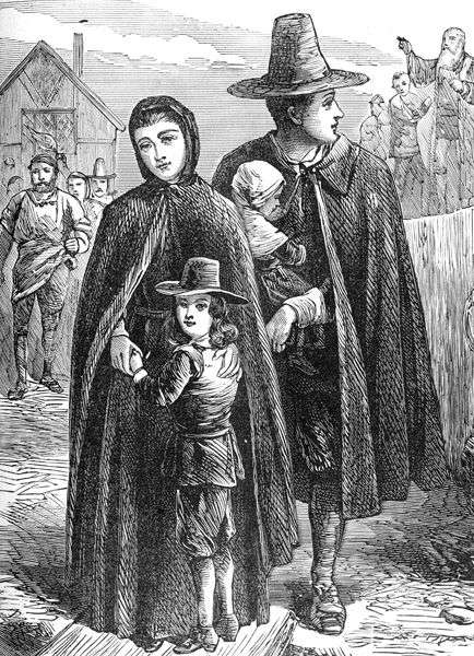 the place of family in puritan society Puritan women's rights in puritan society family life families were larger among the puritans than any other group.