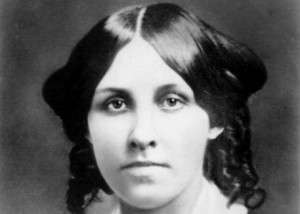 Louisa May Alcott in her 20s