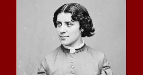 Anna Dickinson (Library of Congress)