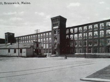 The Cabot Mill.