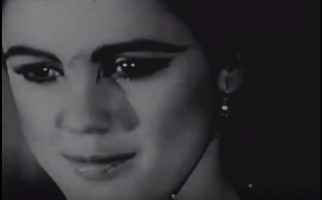 Edie Sedgwick in Poor Little Rich Girl