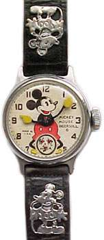 1933 Mickey Mouse watch.