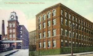 Waterbury Clock Company buildings