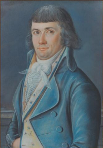 Portrait of elijah cobb