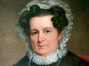 Lucy Knox, much later in life