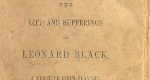 leonard black suffering