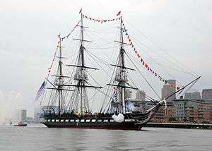 "On This Day: USS Constitution Earns Nickname ""Old Ironsides"""