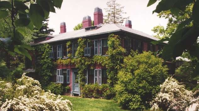 Frederick Law Olmsted Historic Site