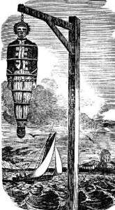 The body of William Kidd