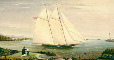 Schooner (National Gallery of Art)