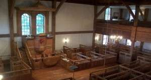 bridgewater meeting house