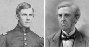 Oliver Wendell Holmes - junior and senior