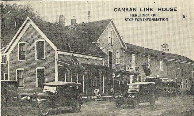 6 speakeasies canaan