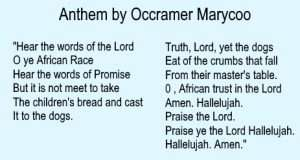 Anthem by Occramer Marycoo
