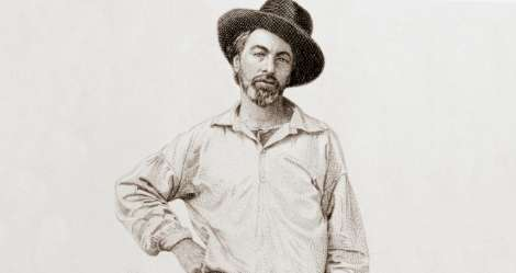Walt Whitman at 35