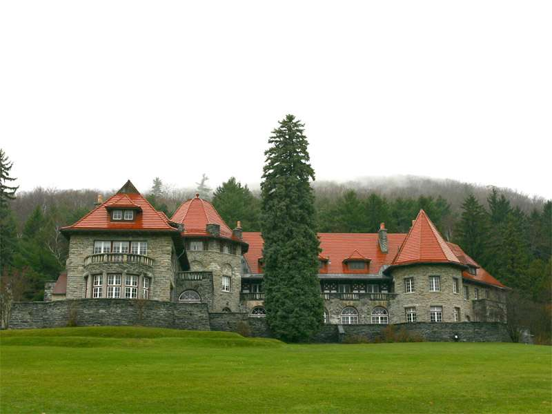 Hamlin Mansion