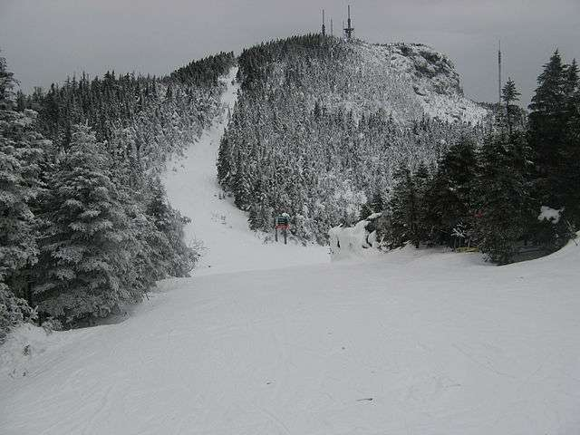 Stowe Mountain Resort.