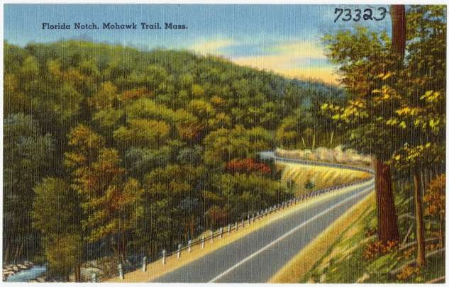Along the Mohawk Trail