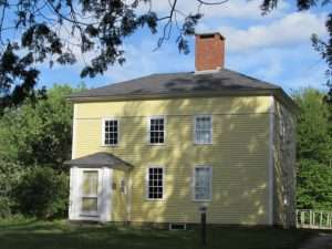 Jonathan Fisher House