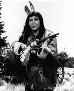 Ed Ames as Mingo