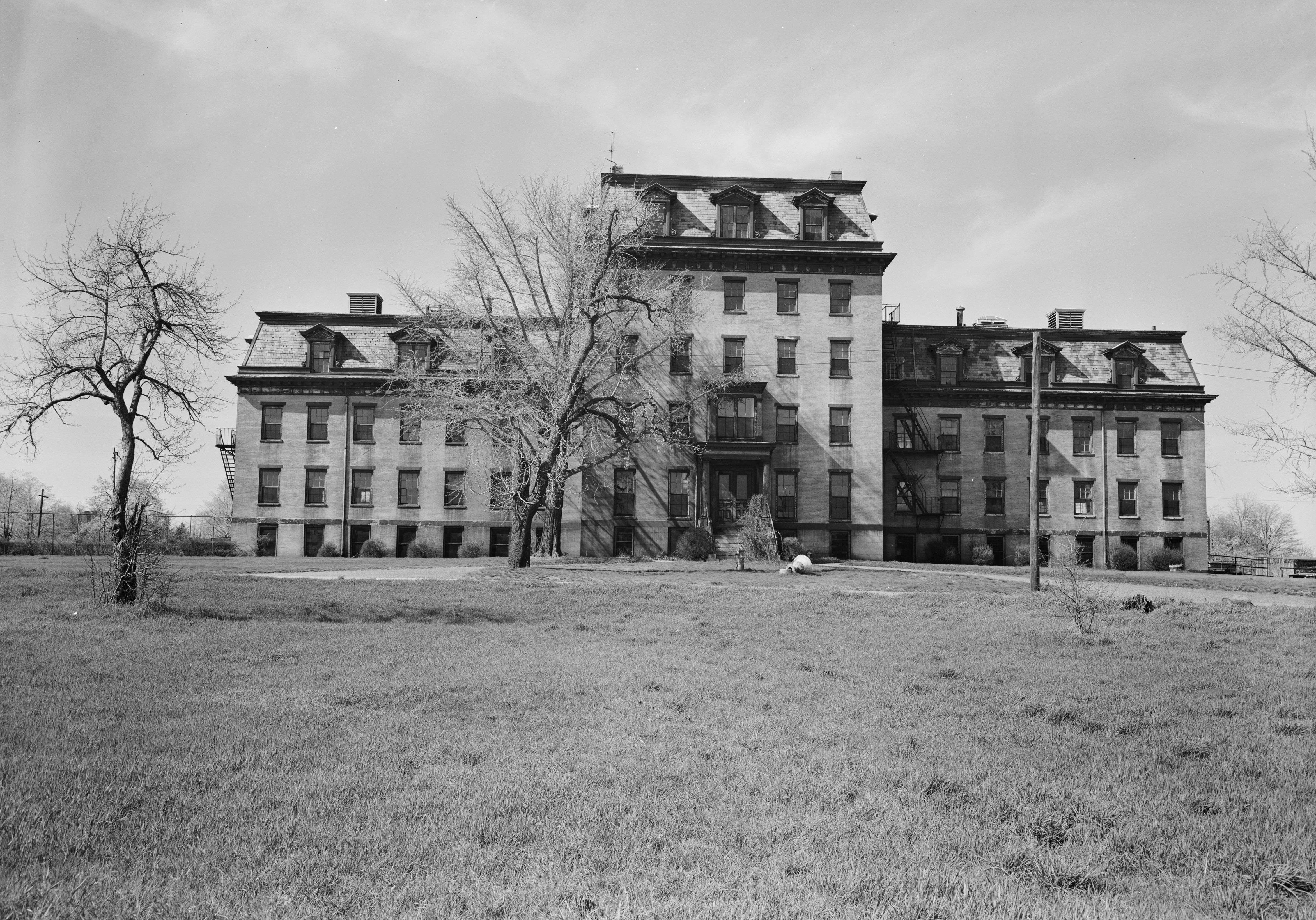 A Poorhouse In Each New England State New England
