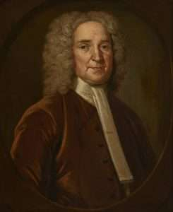 John Cotton by John Smibert