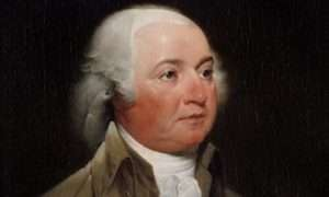John adams in maine