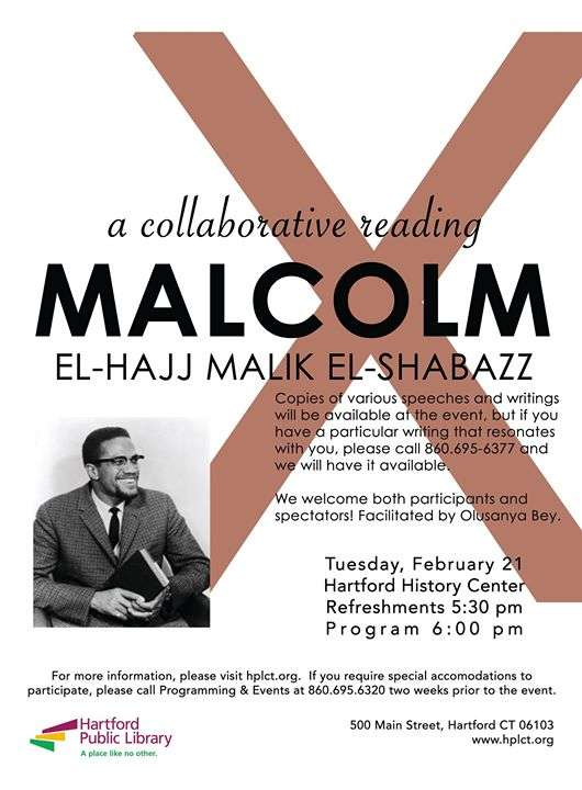 essay written by malcolm x As a historian of islam and the african diaspora, i am always in the center of  conversations about malcolm x some of these musings have.