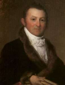 Harrison Gray Otis, by Gilbert Stuart