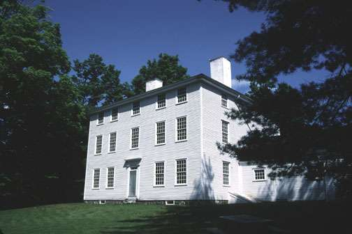 john adams in maine courthouse