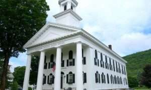 oldest courthouses newfane