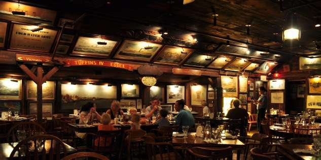 The Griswold Inn interior