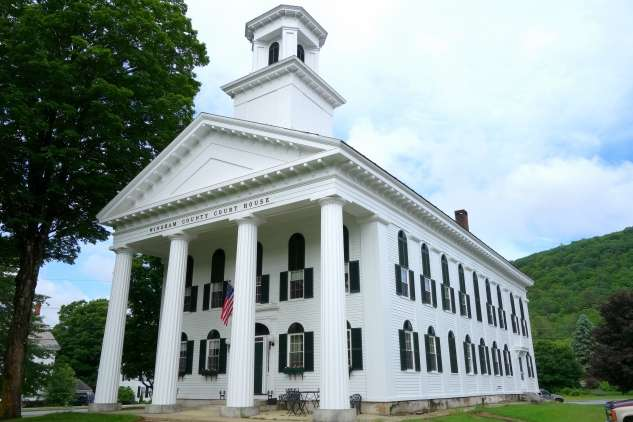 Windham County Court House, Newfane, Vt.