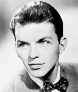 frank sinatra young