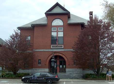 Vergennes Opera House and Town Hall