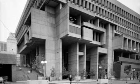 brutalist b and w